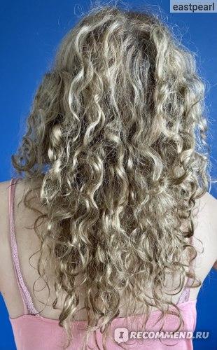 Бальзам для волос Золотой шелк с репейным маслом