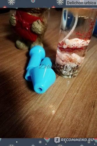 Устройство для промывания носа Waterpulse AliExpress Sinucare Nasalrinse bottle Nose Wash System Sinus & Allergies Relief Nasal Pressure Rinse Neti pot фото
