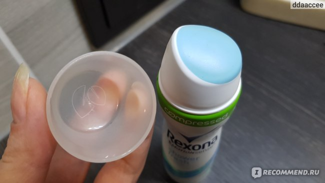 Дезодорант-антиперспирант Rexona shower fresh