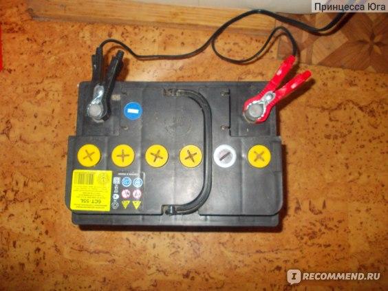 Автоматическое зарядно-пусковое устройство Ермак АТ3-10Р фото