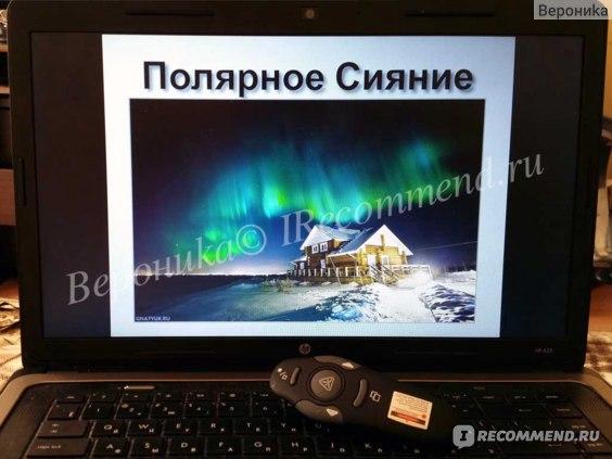 Лазерная указка Aliexpress RF 2.4GHz Wireless USB PowerPoint PPT Presenter Remote Control Laser Pointer Pen фото