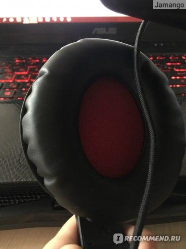 Игровая гарнитура ASUS ROG Orion Black фото