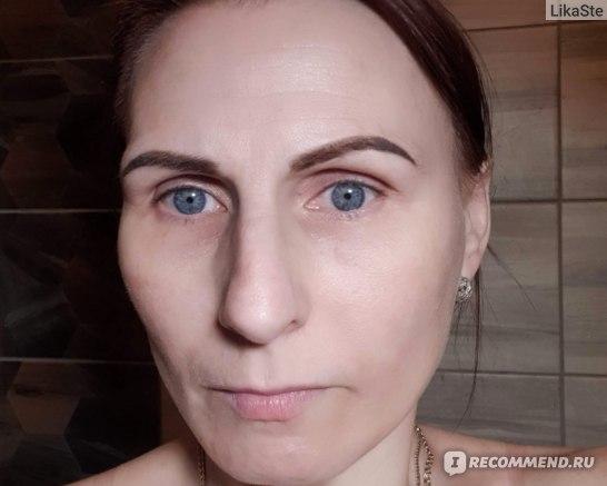 После умывания с Энзимной пудрой Icon Skin