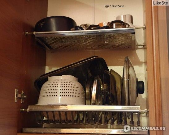 Это все я отмыла гелем ля мытья посуды с зелёным чаем и мятой Jundo