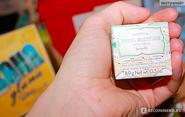 Крем для лица Benefit Total Moisture Facial Cream фото