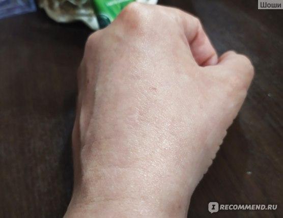 Чистая линия дневной увлажняющий для нормальной и комбинированной кожи