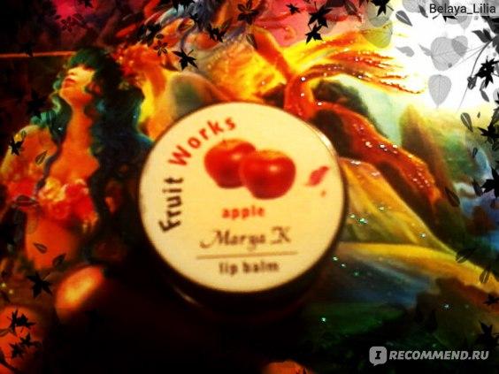 Бальзам для губ Marya K Fruit Works фото
