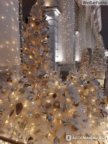 Праздничное оформление Гостиного двора. Декабрь, 2019