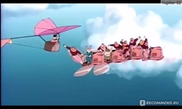 _ Пираты помогают Падзу и Сите _