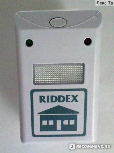 Магнитно-резонансный отпугиватель грызунов и насекомых RIDDEX   фото