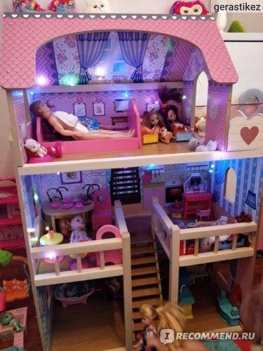 Мой дом.. Кукольный домик для кукол Новатор Варя фото