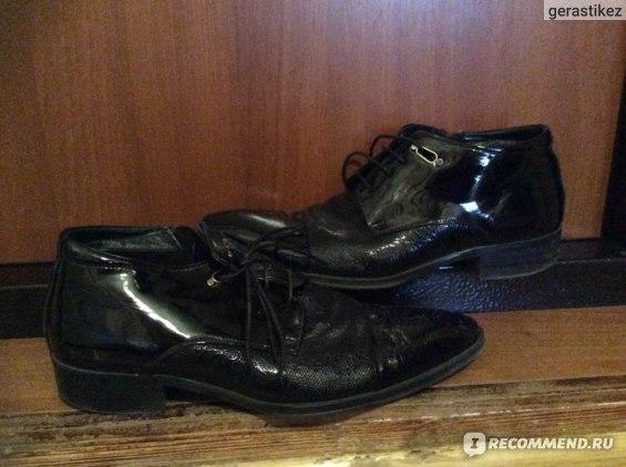 Мужские туфли - 35000 руб.