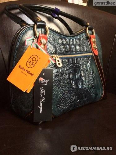 Сумка Marino Orlandi - «Качественные и надежные, продуманные ОТ и ДО, стильные и броские с запоминающимся дизайном - такой может быть только идеальная сумка от Марино Орланди ♥♥♥ За 3 года куплено 3 фирменные сумки, много фоточек моей орландьевой коллекции внутри ♥♥♥ », Отзывы покупателей