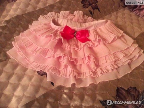 Детская юбка - 500 руб.