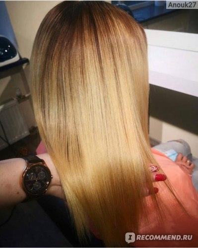 Биопластика (выпрямление волос) BBone Bioplastics Cool Strawberry фото