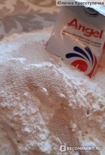 Дрожжи сухие Angel Быстродействующие фото