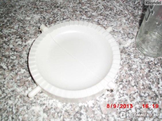 Форма для лепки чебуреков  Paterra  фото