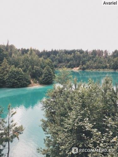 Голубые озёра. Любаньский район, Беларусь фото