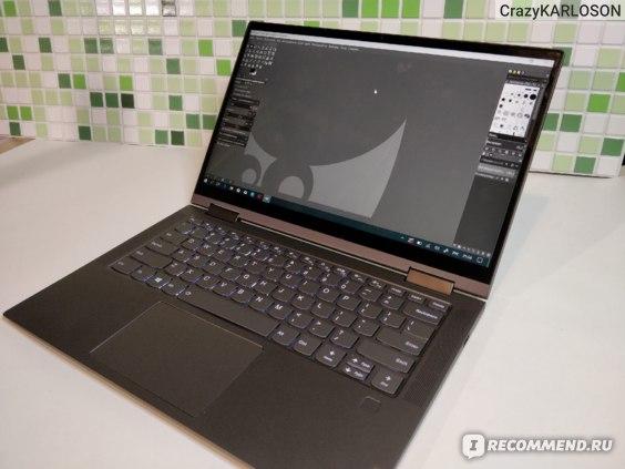 Ноутбук-планшет Lenovo Yoga C740-14ML фото