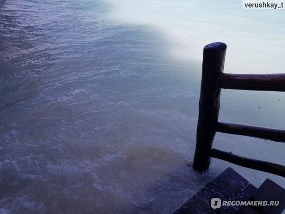 Полный прилив воды