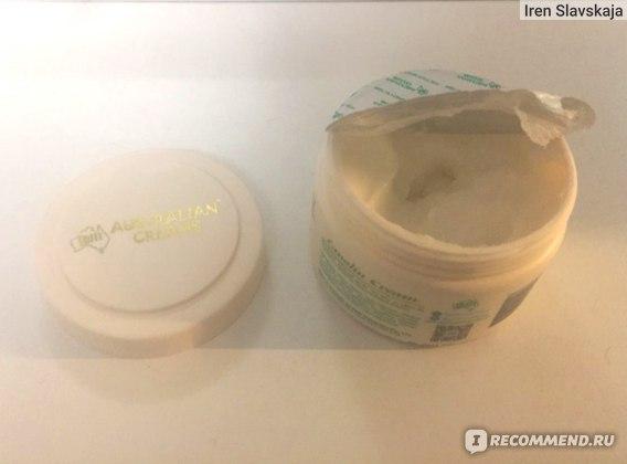 Крем для лица и тела G&M Cosmetics Pty Ltd Lanolin с витамином Е и овечим жиром фото