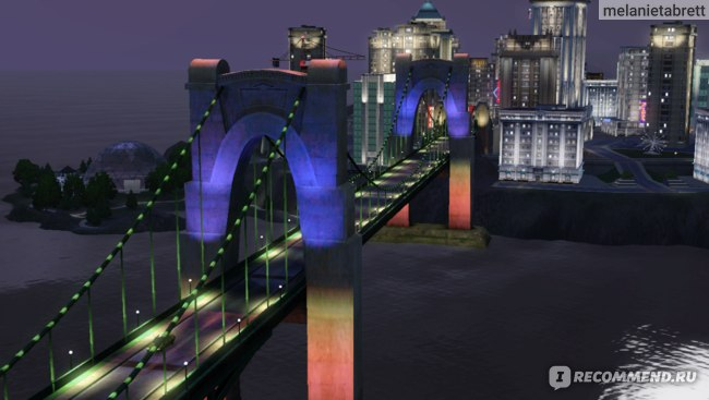 """Бриджпорт The Sims 3 """"В сумерках"""""""