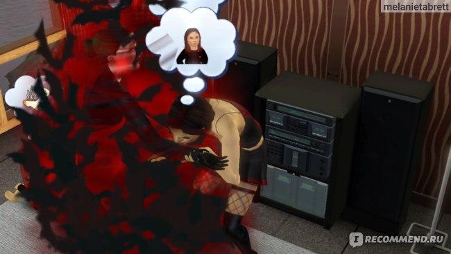 "The Sims 3 ""В сумерках"" обращение в вампира"