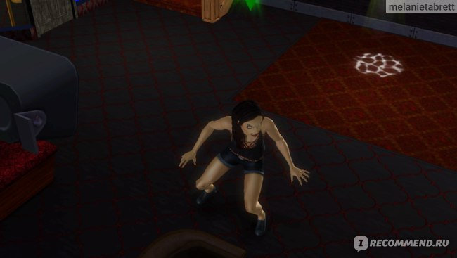 """The Sims 3 """"В сумерках"""" охота"""