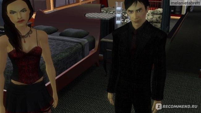 """The Sims 3 """"В сумерках"""" семья Хэмлок"""