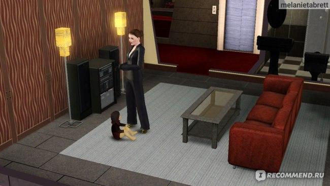 """Дворецкий The Sims 3 """"В сумерках"""""""
