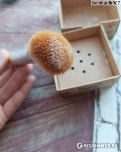 Натуральная пудра-сыворотка Teana Ровный тон и рельеф