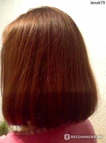 За 2 мес. волосы выросли на 5-6 см