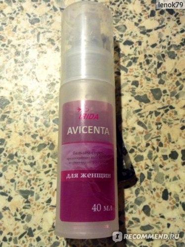 Бальзам-спрей для волос IRIDA avicenta фото