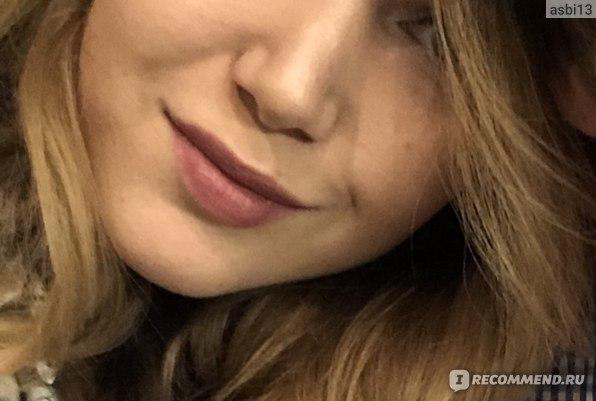 Матовая помада для губ NYX Professional Makeup LINGERIE тон 20 French maid фото