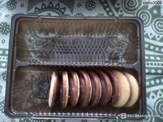 Печенье Walters Cookies Orange С Ароматом Апельсина фото