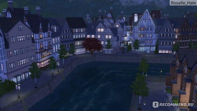 Вызывает ассоциации с Амстердамом. Или город-гибрид Германии и Нидерландов