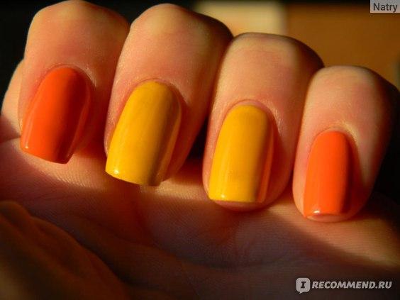 Лак для ногтей Golden Rose Rich color фото