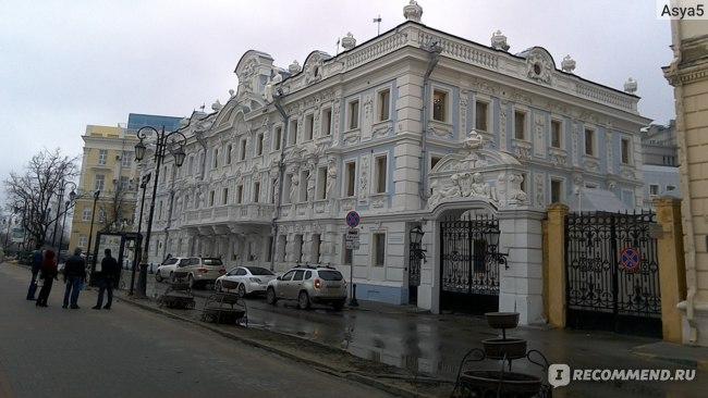 Особняк на Верхне-Волжской набережной.