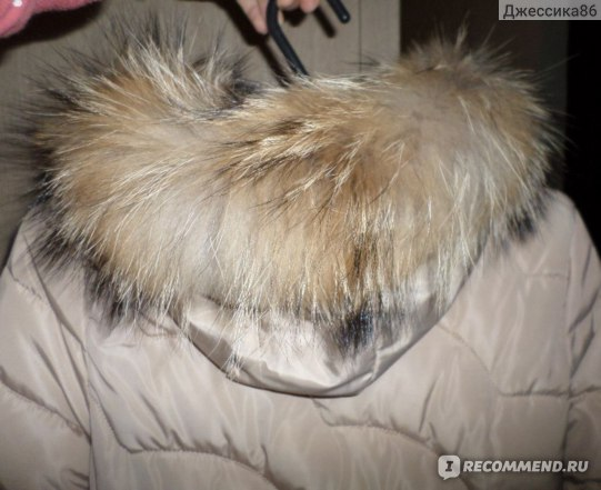 Воротник AliExpress 100% real fur collar raccoon coat collar Unisex factory outlet фото