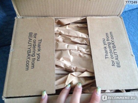 Как упакована посылка