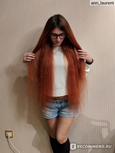 гликолевый пилинг от pleyana для корней волос
