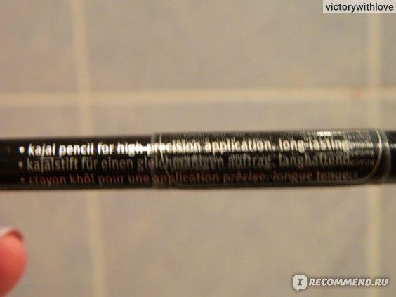 Карандаш для глаз Essence kajal pencil фото