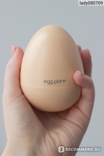 Маска для лица TONY MOLY Egg Pore Tightening Cooling Pack фото