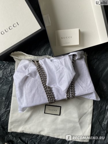 Сумка Gucci Dionysus GG small фото