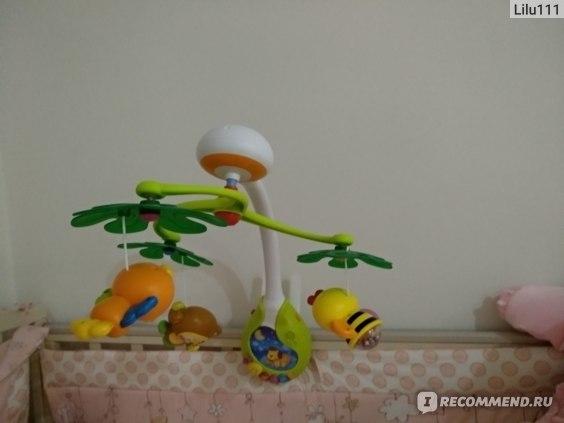 Музыкальная карусель  Huile Toys 818 Веселый остров фото