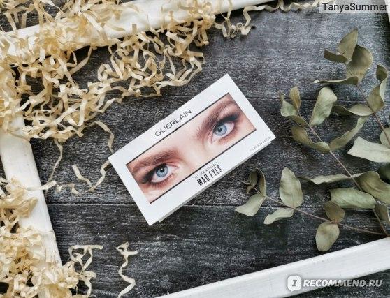Тушь для ресниц Guerlain Mad Eyes Mascara Объем и подкручивание
