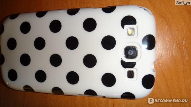Чехол для мобильного телефона Aliexpress 1/7 Colors Dots TPU Gel Silicone Back Case Cover for Samsung Galaxy S3 I9300 JS0100 Dropshipping free shipping фото