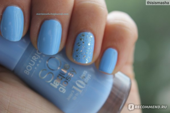 Лак для ногтей Bourjois So laque glossy фото