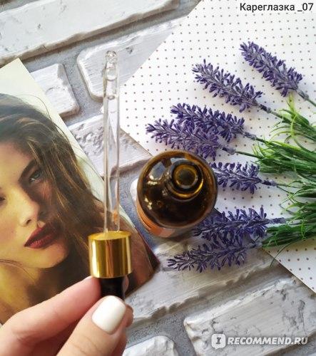 Концентрат для волос Золотой шелк «Активация роста»