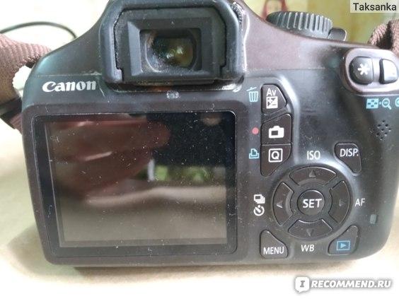 Canon EOS 1100 D фото
